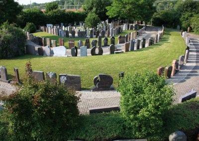 Grabsteine von MAURER