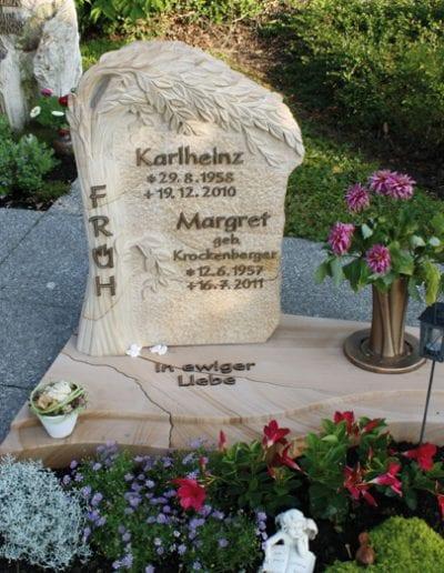 Individuelle Grabsteine von MAURER